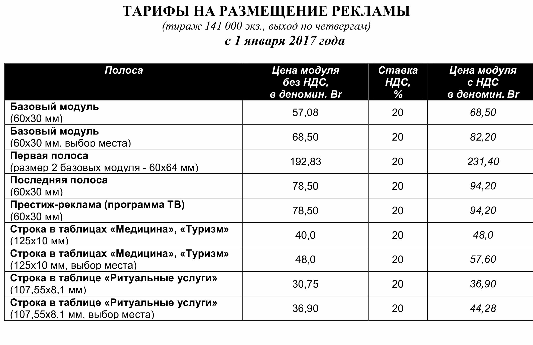 рекламное агентство реклама-он reklama-on.by прайс расценки Минск на ладонях газета